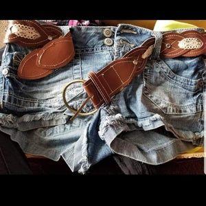 3 pairs of juniors/women's shorts